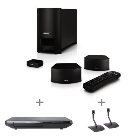 Bose-CineMate-GS-Digital-Home-Cinema-Speaker-System-mit-Blu-ray-Disc-Player-und-Tischstativen-sch_5