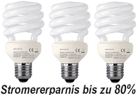 Lampen 3er