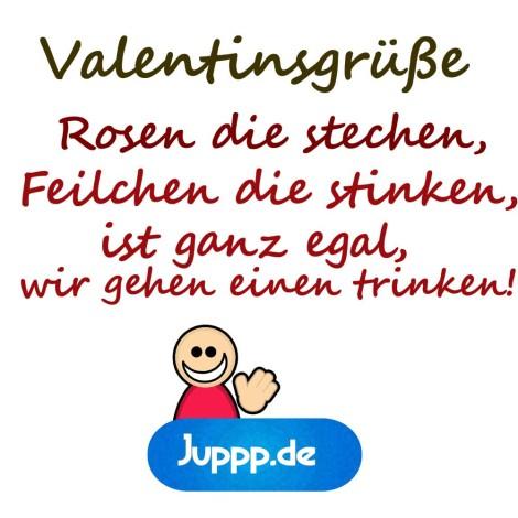 Valentinstag-Juppp