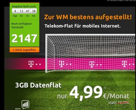 3GB Datenflat