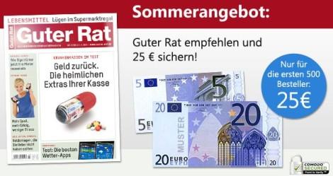 Guter Rat 25