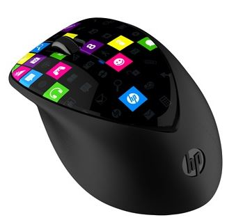 hp wireless maus