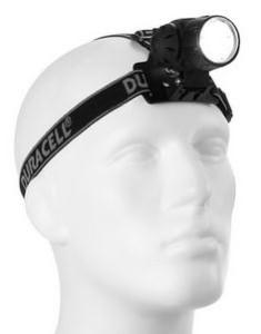 Duracell Stirnlampe
