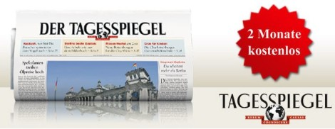 Tagesspiegel gratis