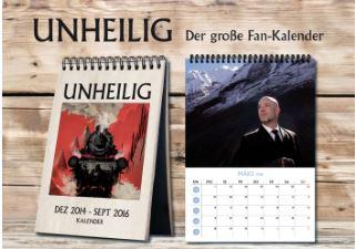 kalender unheilig