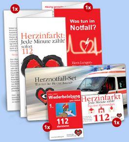 HLW Herz-Notfall-Set