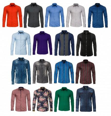 Variante-Hemden