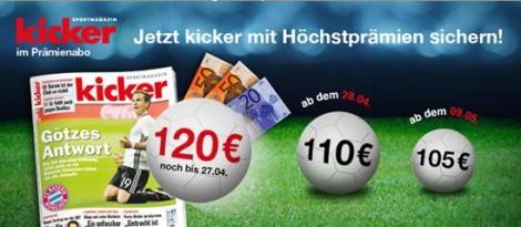 kicker 120