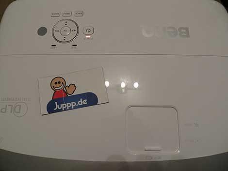 Juppp-hat-einen-neuen-Beamer