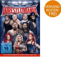 wrestle dvd