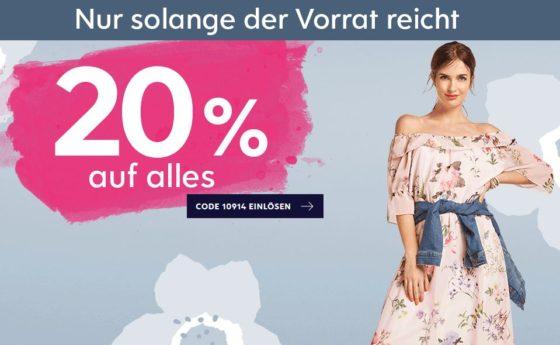 buy online 89248 7c248 heine.de: 20% auf Alles | juppp.de